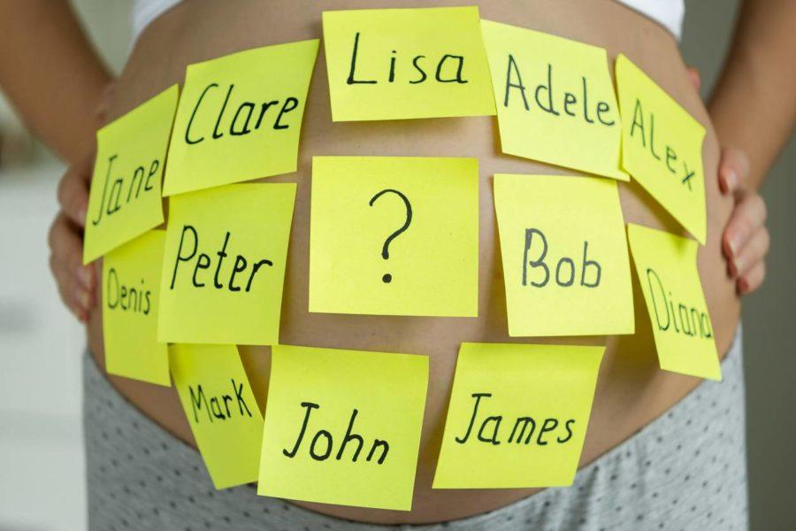 Quanti nomi si possono dare al bambino?